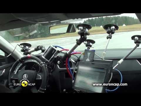 Euro NCAP | Skoda Octavia | 2013 | ESC Краш-тест