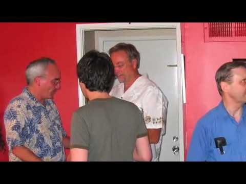 Jeff McBride Mystery School Gathering at Tom Meseroll's Magical Home... with ...