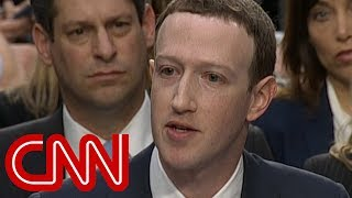 Mark Zuckerberg to Senate: I'm committed to getting this right