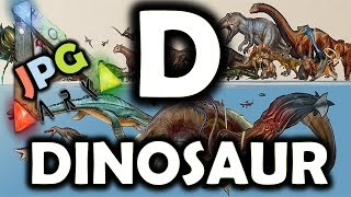 ARK Survival Evolved: Dinosaurs - A To Z Of Ark - PS4 XB1 PC Guide
