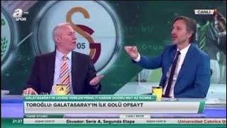 Erman Toroğlu:Tudor hadi oynasın  3'lü Defansı  Fenerbahçe maçında...
