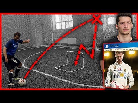 FIFA 18 ФУТБОЛЬНЫЕ ЧЕЛЛЕНДЖИ