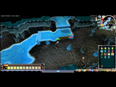 Runescape Eoc Range xp guide june 2013 waterfiends 300k+ xp/hour