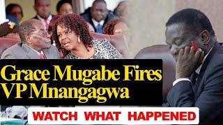 download lagu Breaking News; Grace Mugabe Fires Vp Mnangagwa , Watch gratis