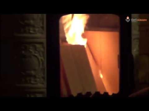 Инструкция как установить печь-камин «Нева» угловую