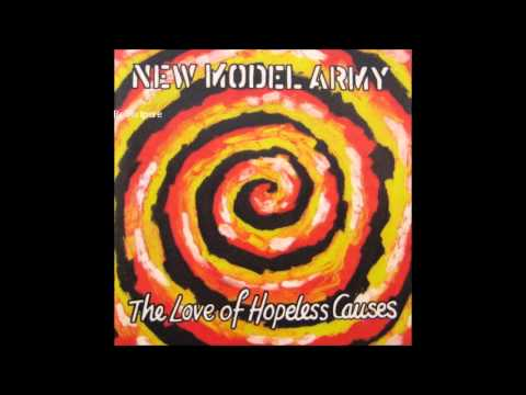New Model Army - 1 Living In The Rose