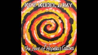Watch New Model Army Living In The Rose video
