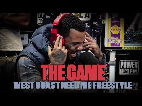 The Game 'The Liftoff Show' Freestyle