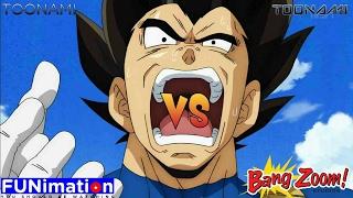 """""""HIT MY BULMA"""" - Funimation VS Bang Zoom DUB Comparison"""
