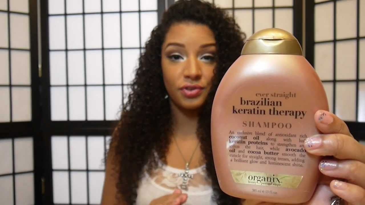 My Favorite Curly Amp Straight Hair Products Part 1
