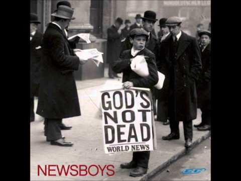 Newsboys - Pouring It Out