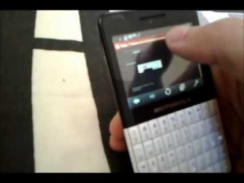 Tecnologia Premium : Motorola EX118