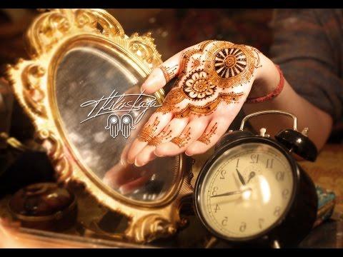 Clockwork Mehndi design/Механическое мехенди