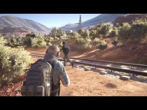 Tom Clancy's Ghost Recon: Wildlands —  Устранение Эль Посолеро!  E3 2016 (HD)