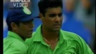 "TOP 5 Waqar Younis ""Toe Crushing YORKERS from HELL"" Vs New Zealand in Nz"