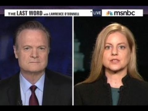 Lawrence O'Donnell Awkward Interview With A Friend Of Snowden's