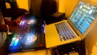 Happy Hour Mix With Pioneer ddj sx2 By DJOLY