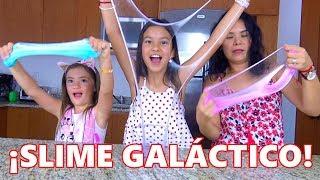 SLIME GALÁCTICO CON ARANTXA | AnaNana Toys
