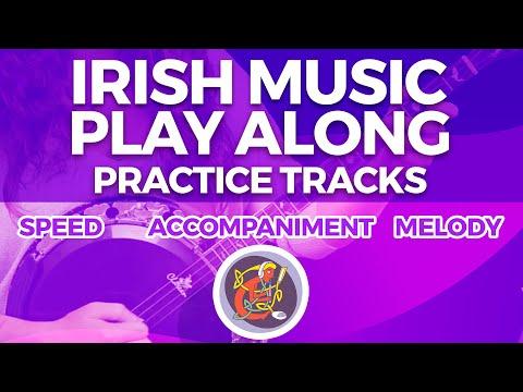 [OAIM Practice Tools] Play Along Backing Tracks For Irish Jigs & Reels (2018)