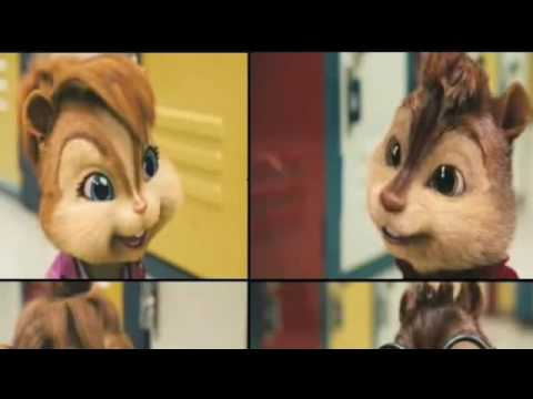 You Belong With Me Chipmunk chipettes Version video