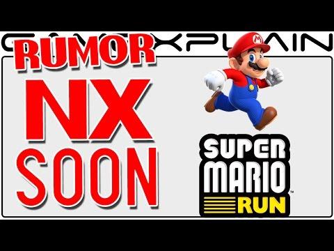 RUMOR: NX News By Next Week; Super Mario Run Development Details