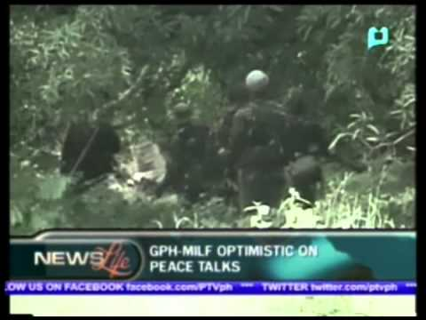GPH-MILF opitmistic on peace talks