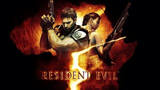 Resident Evil 5 |PS4pro| (NG+ NORMAL) Coop con mi nandito!!!