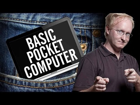 Build a Retro Computer: BASIC 80's Pocket Computer