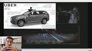 EEVblog #1066 - Uber Autonomous Car Accident - LIDAR Failed?
