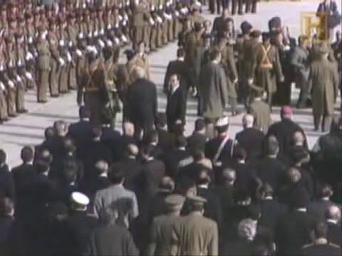 Funeral de Francisco Franco (2 parte)