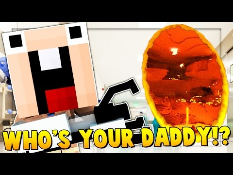 Minecraft | WHO'S YOUR DADDY? Baby Uses Portal Guns In The Hospital!? - Modded Mini-Game
