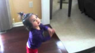 "Cutest Little Indian Girl ""talking""!!"