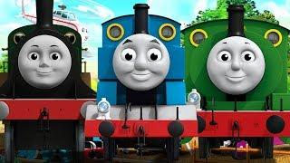 Thomas Train for Kids   Train Cartoon   Toy Factory   Cartoon   Trains Toy   Thomas and Friends