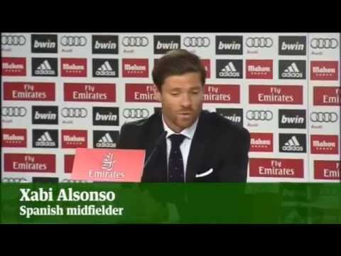Xabi Alonso says farewell to Real Madrid and joins Bayern Munich