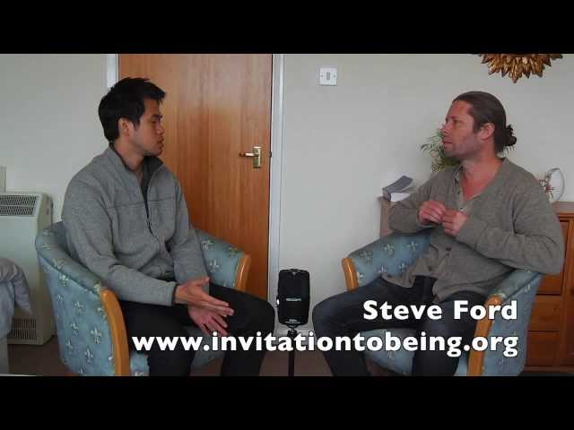 A Conversation with Steve Ford