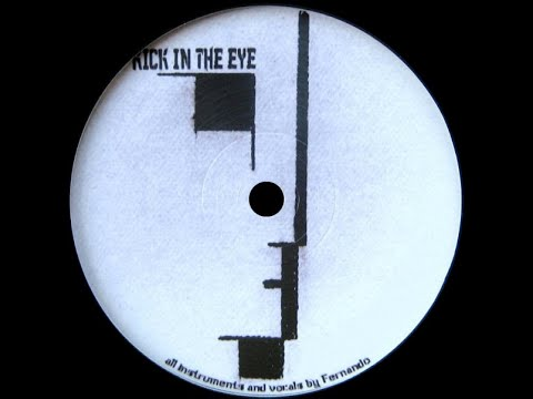 Bauhaus - Kick in The Eye (canadian cd Releases)