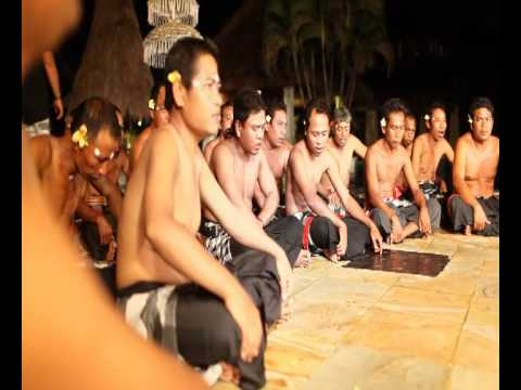 Kecak Dance Bali Part 3 - Destination Video by Asiatravel.com