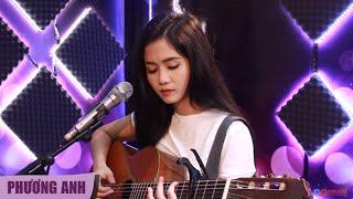 Liên Khúc Duyên Phận & Vùng Lá Me Bay- Phương Anh (Cover Guitar)
