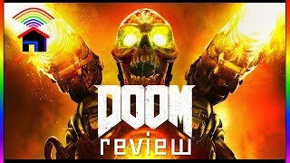 Doom 2016 Review  Colourshed