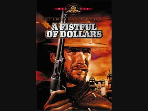 A Fistful of Dollars is listed (or ranked) 40 on the list The Greatest Movie Themes