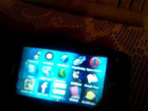 Nokia c5-03 symbian anna and android menu