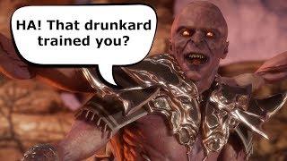 Mortal Kombat 11 - The Funniest Insults & Comebacks