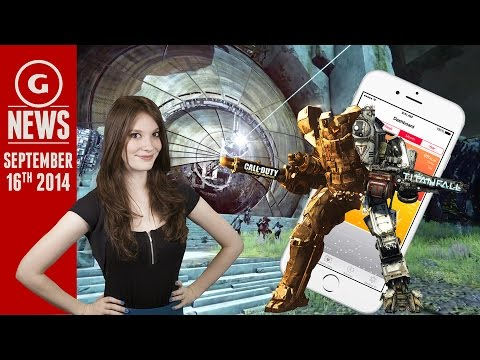 New Call Of Duty Called 'Titanfall Ripoff' & iPhone 6 Sales! - GS Daily News