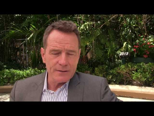 Bryan Cranston says goodbye to Walter White