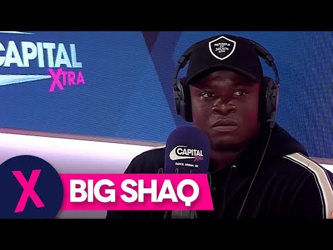 Big Shaq Talks New Song 'Man Don't Dance', Going Viral, Dating & More With Yinka | Capital