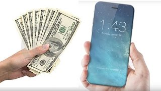 The iPhone 8 Will Cost $1,000!