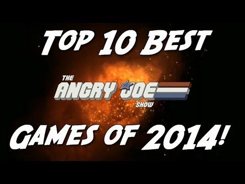 Top 10 BEST Games of 2014!