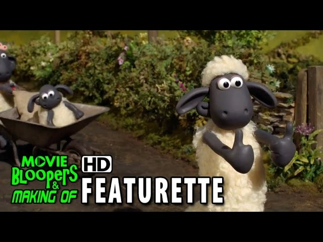 Shaun the Sheep Movie (2015) Featurette - Meet Shaun