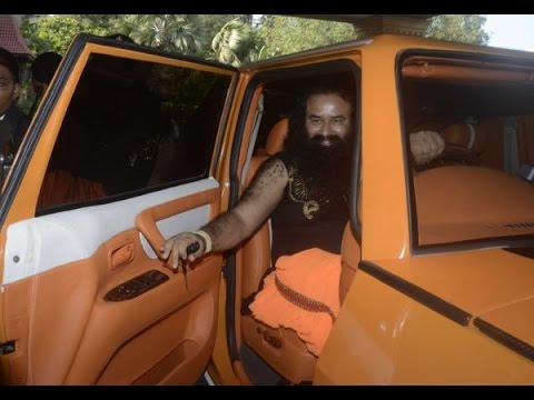 Gurmeet Ram Rahim Singh At Music Launch Of The Film 'MSG 2'