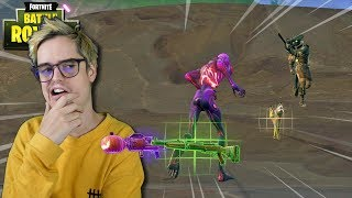 ALLEEN GUNS VAN ZOMBIES CHALLENGE - Fortnite #74